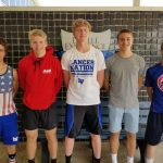 Lancer Track Sets Two New Standards