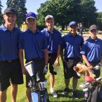 Nichols-Petersen Qualifies For Golf Regional; Team Comes Up Short In Sectional