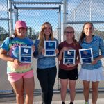 Tennis Celebrates Awards Recognition Night