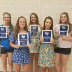 Softball Celebrates Awards Recognition Night