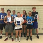 Co-Ed Track Celebrates Season Accomplishments