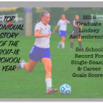 "POLL RESULTS: Aschenbrenner Chosen ""Top Individual Story Of 2017-18 School Year"""