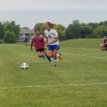 """Great Learning Experience"" During Summer Soccer Friendlies"