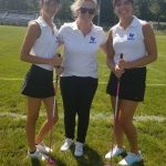 Girls Golf Travels To Pond View  Golf Club For First Match