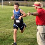 Lancer Co-Ed Cross Country At Fairfield Invitational August 18