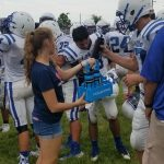 LaVille Moves Ball On Offense, Defense Gets Three Turnovers In Scrimmage At Wabash