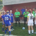 Coaching Staff Gets Change To Observe In Girls Soccer Scrimmage Against Argos