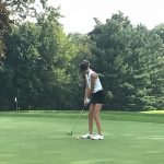Garrett 11th, Howard 13th To Lead LaVille Girls Golf