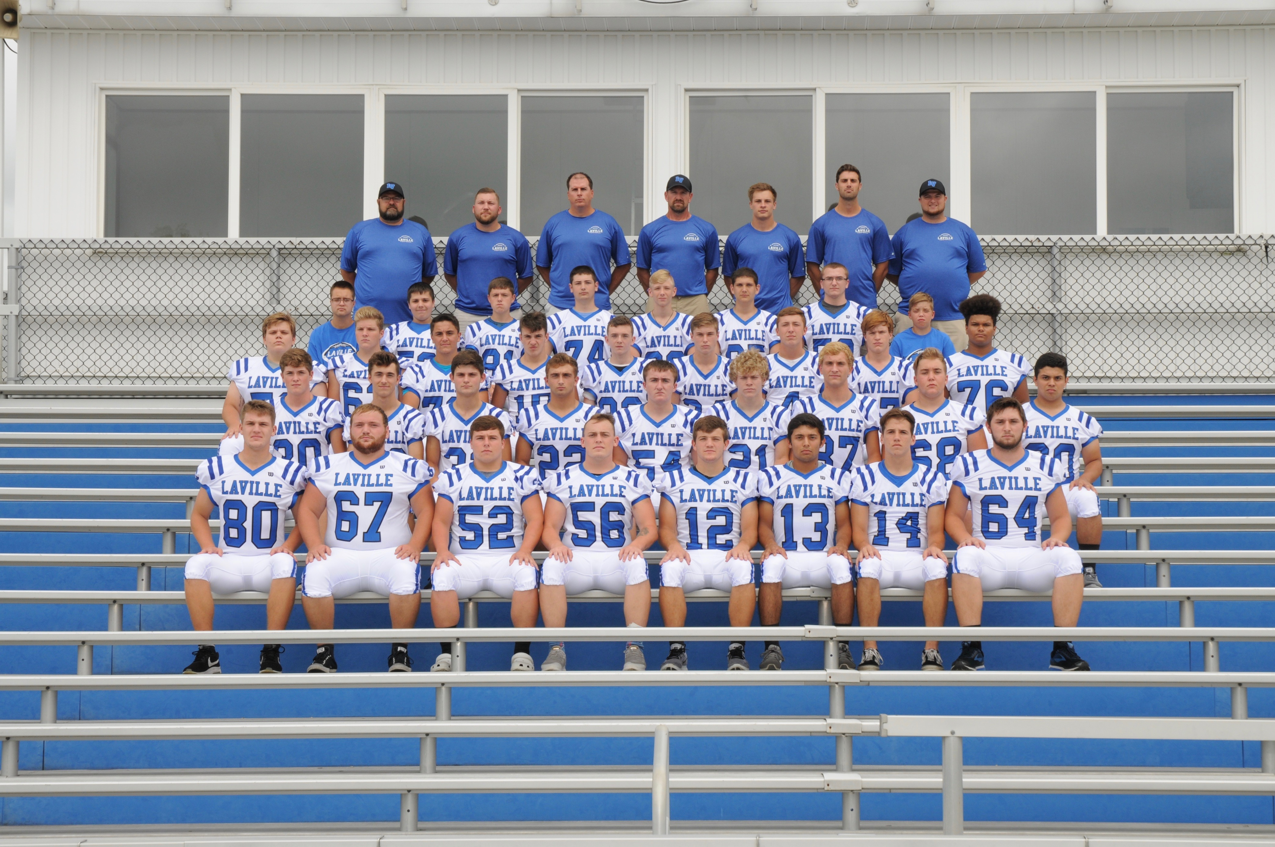 Class 1A No.10 LaVille Challenges Class 4A No.10 CMA Before Falling