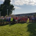LaVille High School, Junior High Co-Ed Cross Country At Caston Invitational