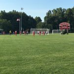Girls Varsity Soccer Falls to Plymouth