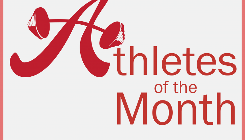 November Male Athlete Of The Month Nominee