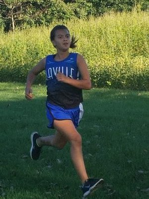 Lancer Co-Ed Cross Country Finding Personal Success