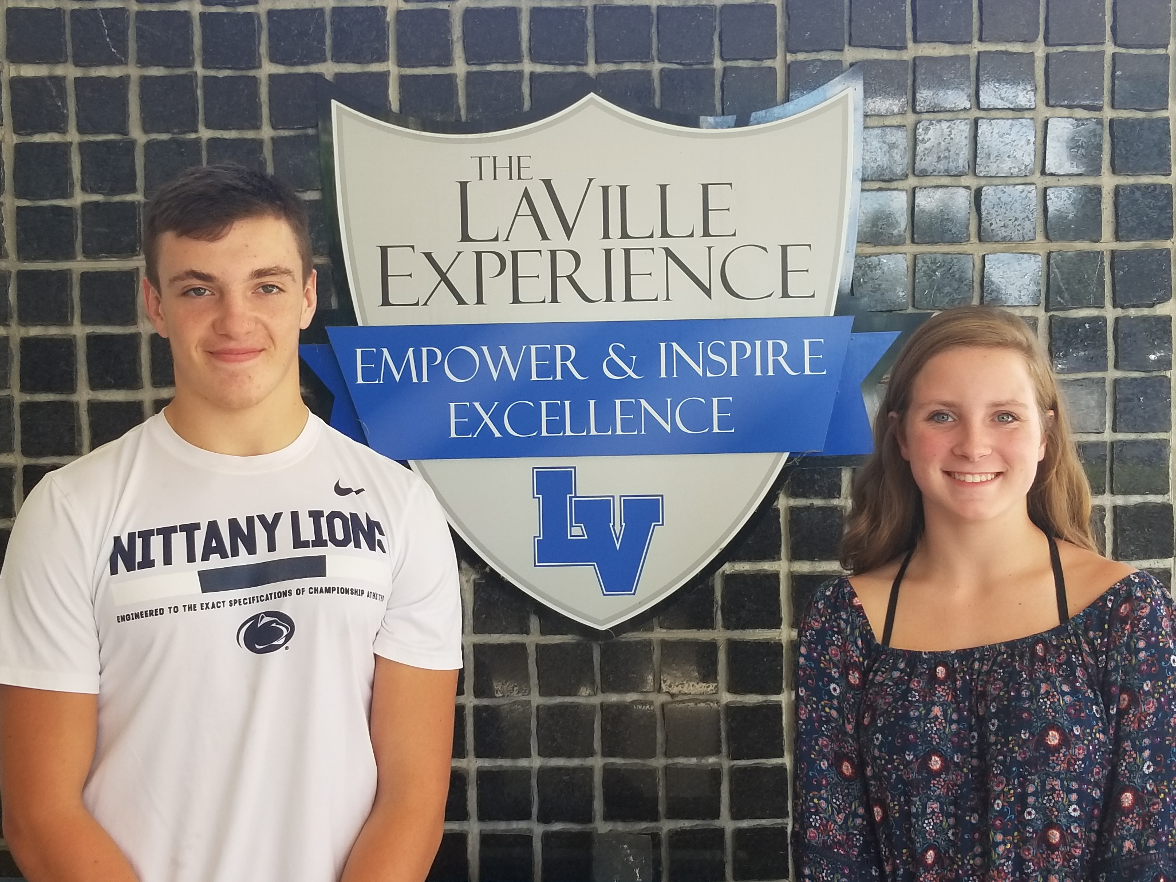 Coblentz, Doyle Selected August Athlete Of The Month
