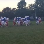 JH Football Shuts Out Bremen