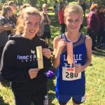 Edison, Hulsey Lead JH Co-Ed Cross Country In HNAC Championships