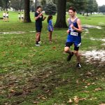 Co-Ed Cross Country Concludes Season At IHSAA Sectional