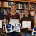 Girls Soccer Holds Award Recognition