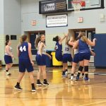 """Duncan Finds """"Attitudes, Energy, Willingness To Learn"""" In LaVille Lady Hoops"""