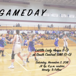 Similar South Central (UM) Awaits LaVille Lady Hoops
