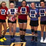 Volleyball Recognizes Award Recipients