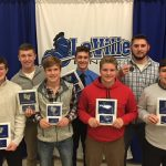 Football Recognizes Award Recipients