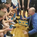 """""""Little Things"""" Help LaVille Past Argos; Cox Hits For Double-Double"""