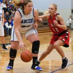 LaVille Lady Hoops Return To HNAC Action Against Caston