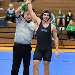 Pope, Hatter Both 4-0 At West Noble Invitational