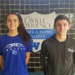 Cox, Holderman Selected November Athlete Of The Month