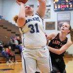 "LaVille Lady Hoops ""Fight"" Hard, But Fall Short In IHSAA Sectional"