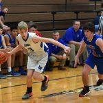 JV Boys Basketball v West Noble 2-2-19