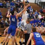 Boys Basketball v West Noble 2-2-19