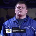 Carwright Earns IHSAA State Wrestling Runner-Up; Finishes 32-1