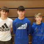 Four JH Wrestlers Medal In LaVille King Of Mats Tournament