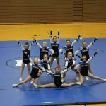 LaVille Cheer Hosts First Competition; Takes Second In Small School Division