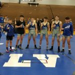 LaVille Has Seven Individual Champions; Finishes Fourth Overall