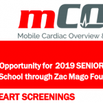 Sudden Cardiac Arrest Screening Meeting To Take Place At LaVille
