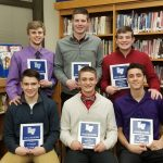 LaVille Basketball Holds Awards Recognition
