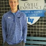 "LUKE BEEHLER: ""Been Amazing Experience Being Taught By Teachers, Coaches At LaVille"""