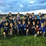 Boys Middle School Track Dominates at the HNAC Championships