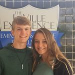 Filley, Yoder Selected April Athlete Of The Month