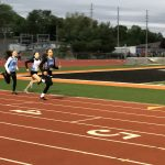Lady Lancer Track Season Comes to an End at Warsaw Regional