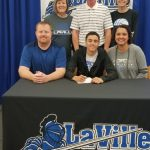 Cox Signs To Continue Academic, Athletic Career