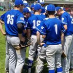 Baseball Uses 15-Hit Attack To Pick Up Sectional Semifinal Win; Play For Title May 27