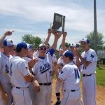 'O' Gets Quick Start; Herbster Shuts Out Eastside In First Baseball Sectional Title Since '91