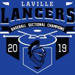 Baseball Sectional Champion T-Shirts On Sale NOW!