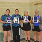 Girls Tennis Holds Awards Recognition