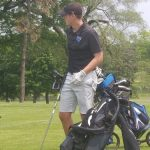 Golfers Finish Season At IHSAA Sectional