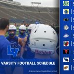 LaVille Releases 2019 HS Football Schedule; To Open Season At Bremen